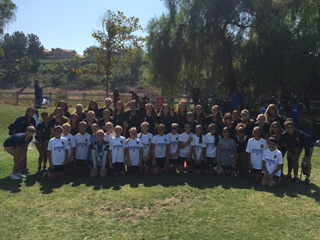 CSUF Women's Soccer Team Provides Inspiration and Support
