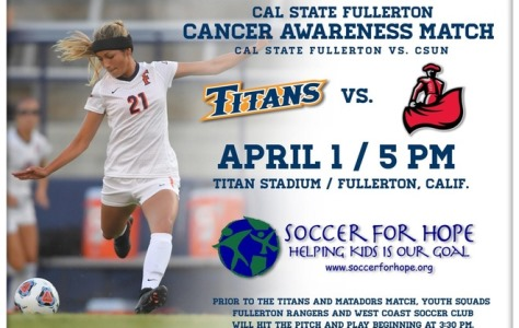 Join Titans for Fourth-Annual Soccer for Hope Match