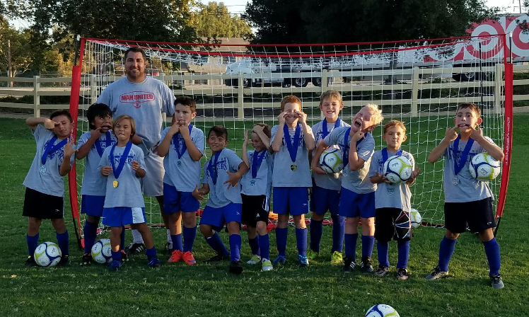 Rangers Signature B08 Blue - JUSA Friendship Champions 2016!