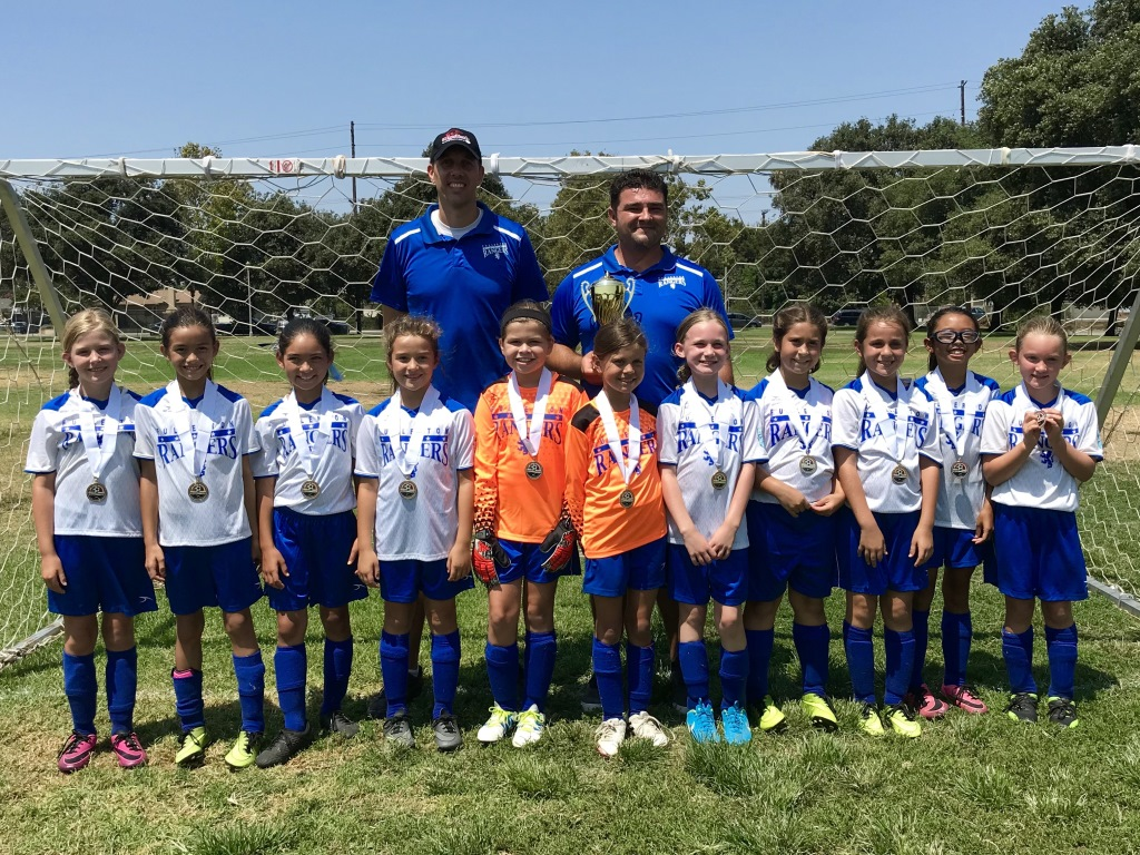 Rangers Signature G09 Pop - FC Long Beach Invitational Champions 2018!