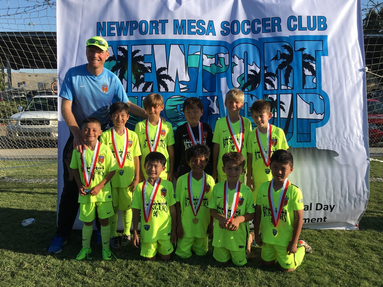 B09 White - Newport Mesa Cup Finalists 2017!
