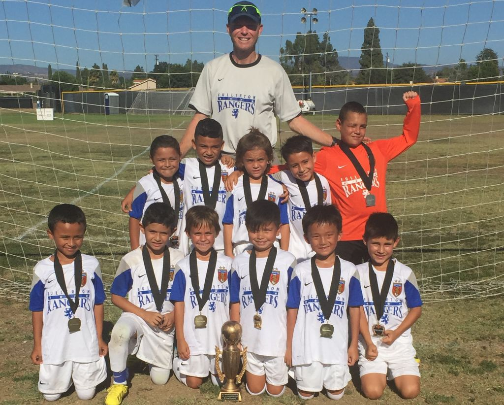 Rangers B07 White - 2015 OC Premier Toyota of Orange Classic Champions!