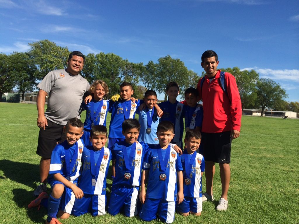 Rangers B04 White - OSC Mayor's Cup Finalists 2014!