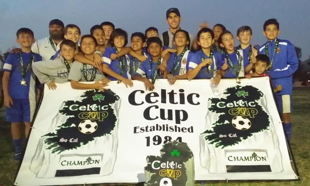 Rangers B03 White - 2015 Celtic Cup Champions!