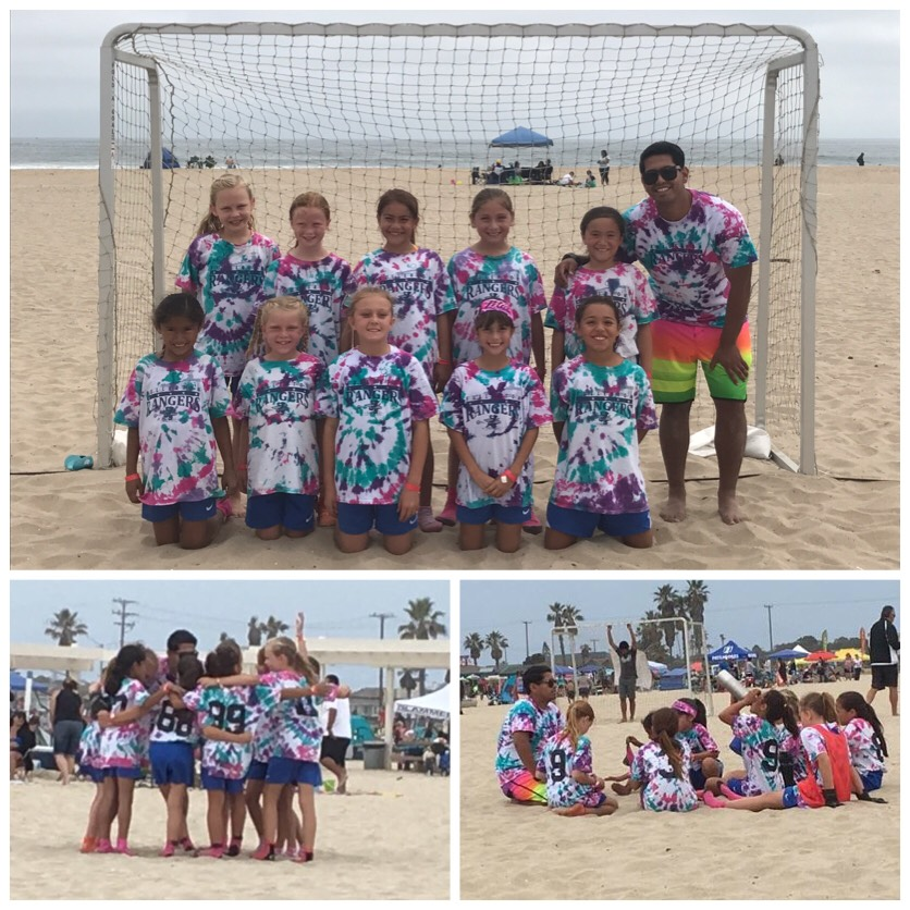 Rangers G08 White - HB Sand Soccer June Tournament Finalists 2017!