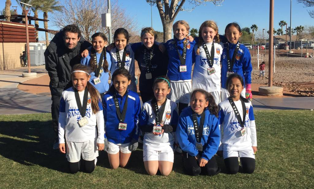 Rangers G07 White - Vegas Cup Finalists 2017!