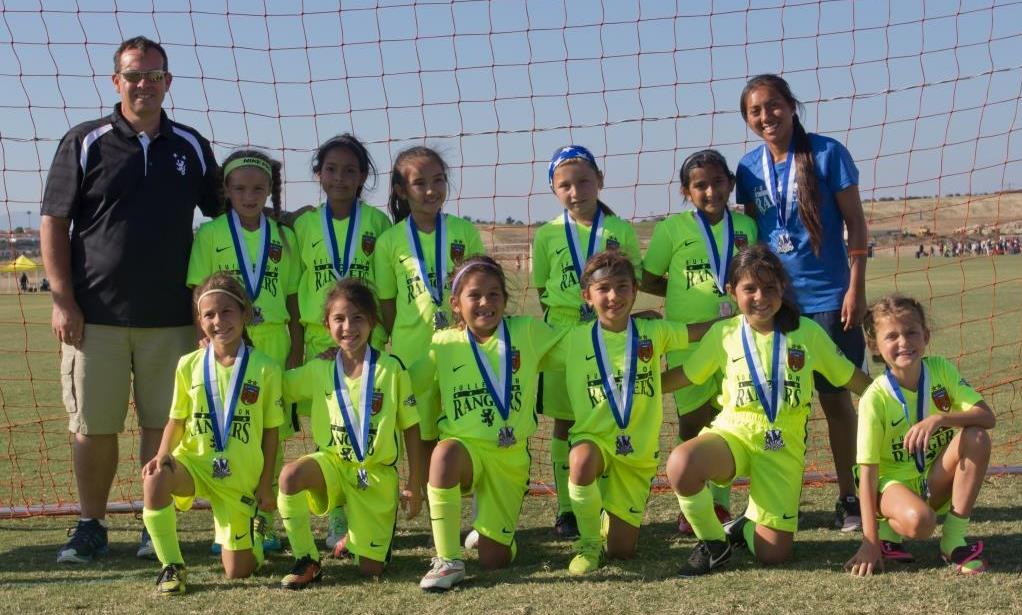 Rangers G07 Blue - 2015 SoCal Cup Finalists!