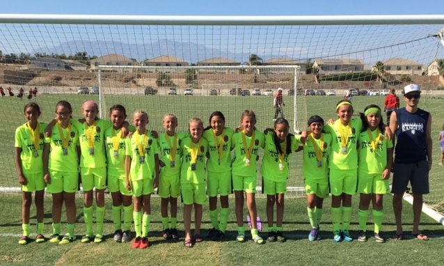 Rangers G05 White - Anaheim FC Summer Showcase Finalists 2016!