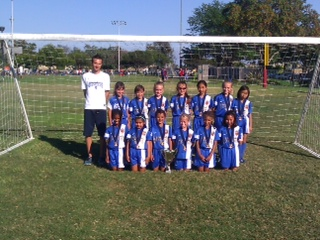G04 Blue Win Cerritos Premier Cup 2013!