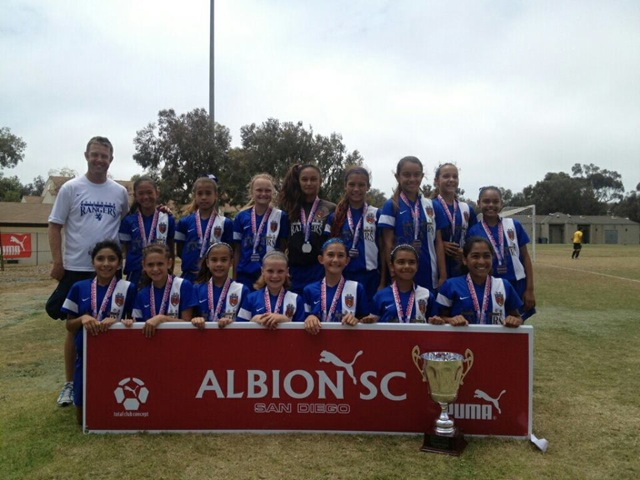 G01 White Win 2013 Albion Cup