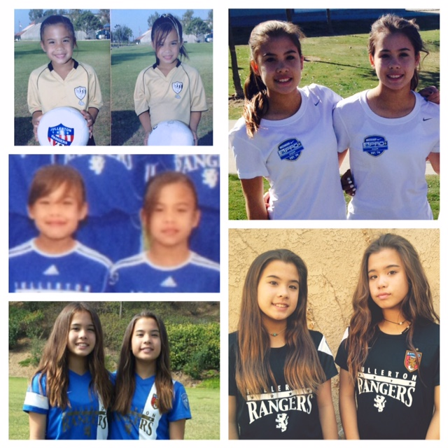 History is made! Rangers send two girls to the U15 Women's National Team